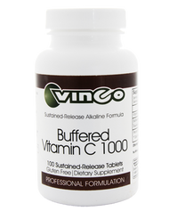 Buffered Vitamin C 1000 by Vinco
