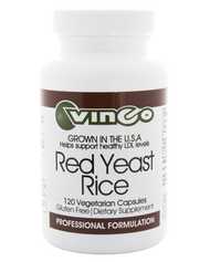Red Yeast Rice by Vinco