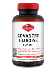 Advanced Glucose Support 502 Mg By Olympian Labs - 60 CP