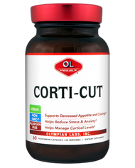 Corti-Cut  By Olympian Labs - 60 Capsules