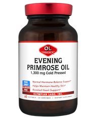 Evening Primrose Oil 1 G By Olympian Labs - 60 SG