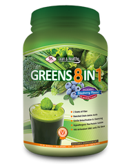 Greens Protein 8 & 1 15 G By Olympian Labs - 730 GM