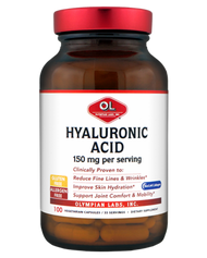 Hyaluronic Acid 150 Mg By Olympian Labs - 100 CP