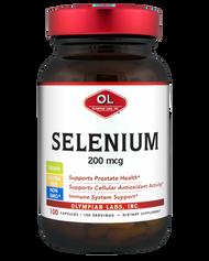 Selenium 200 Mcg By Olympian Labs - 100 Capsules