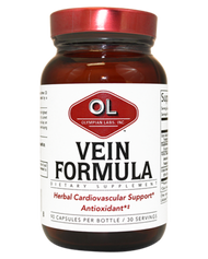 Vein Formula  By Olympian Labs - 90 CP