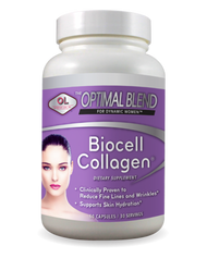 OB Biocell Collagen 1 G By Olympian Labs - 60 CP