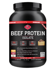 PSN Beef Protein 24 g By Olympian Labs - 2 LB