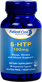 5-HTP 100mg w/ B6 by Patient One