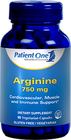 Arginine 750mg by Patient One