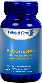B-Complex Active Essentials by Patient One