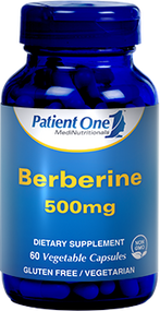 Berberine 500 mg by Patient One