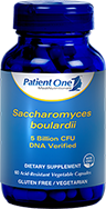 Saccharomyces boulardii by Patient One