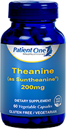 Theanine (as Suntheanine) by Patient One