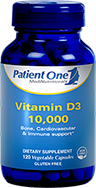 Vitamin D3 10,000 by Patient One