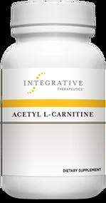 Acetyl L-Carnitine - 60 Veg Capsule By Integrative Therapeutics