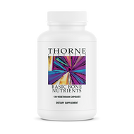 Basic Bone Nutrients - 120 Count By Thorne Research
