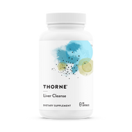 Liver Cleanse - 60 Count By Thorne Research