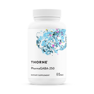 PharmaGABA-250 - 60 Count By Thorne Research