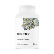 Potassium Citrate - 90 Count By Thorne Research