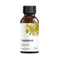 Vitamin K2 Liquid - 1 fl oz (30 ml) By Thorne Research