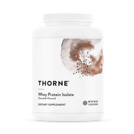 Whey Protein Isolate Chocolate - 30.9 oz By Thorne Research