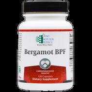Bergamot BPF by Ortho Molecular 120 Capsules