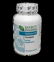 Turmeric by Volcana Life Marco Pharma 120 capsules