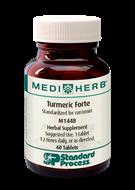 Turmeric Forte by MediHerb 60 Tablets