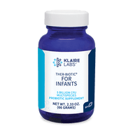 Ther-Biotic for Infants Powder by Klaire Labs 2.33 oz (66 grams)