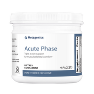 Acute Phase By Metagenics 9 Packets