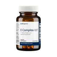 E Complex-1:1 By Metagenics 60 Softgels