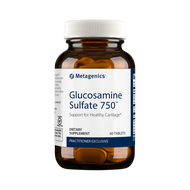 Glucosamine Sulfate 750 By Metagenics 60 Tablets
