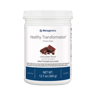 Healthy Transformation Protein Shake (Chocolate) By Metagenics 12.7oz. (360 g)