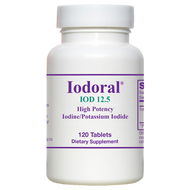 Idoral IOD-12.5 Optimox 120 Tablets