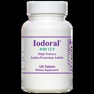 Idoral IOD-12.5 Optimox 120 Tablets