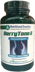 BerryTone II by Nutritional Frontiers 120 Vege Capsules