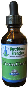 CircuCare Tincture by Nutritional Frontiers 2 fl oz