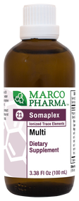 Multi-Somaplex by Marco Pharma 100 ml (3.38 oz)