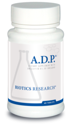 A.D.P. by Biotics Research Corporation 60 Tablets