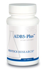 ADB5-Plus by Biotics Research Corporation 180 Tablets