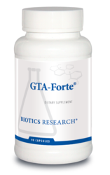 GTA-Forte by Biotics Research Corporation 90 Capsules