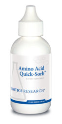 Amino Acid Quick-Sorb™ By Biotics Research Corporation 2 oz