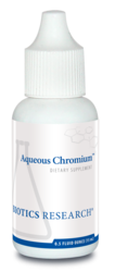 Aqueous Chromium™ By Biotics Research Corporation .5 oz