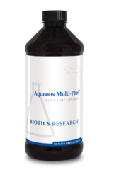 Aqueous Multi-Plus™ By Biotics Research Corporation  16 oz