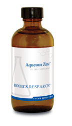 Aqueous Zinc™ By Biotics Research Corporation 4 oz