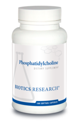 Phosphatidylcholine by Biotics Research Corporation 100 Capsules