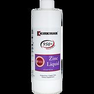 Zinc Liquid By Kirkman Labs 16 fl oz