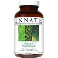 Flora 20-14 Ultra Strength by Innate Response 60 capsules