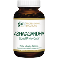 Ashwagandha Root By Gaia Herbs (Professional Solutions) 120 Capsules