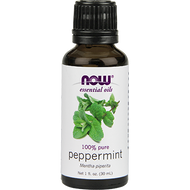Peppermint Oil by Now 1 oz